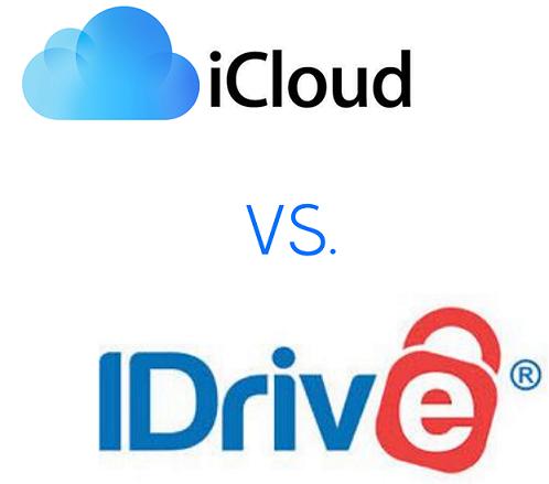 icloud vs idrive