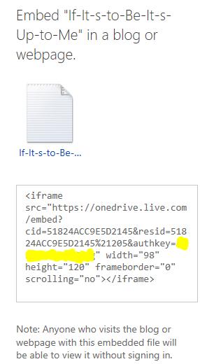 stockage-onedrive-html-code